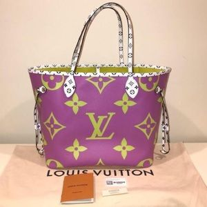 Louis Vuitton neverfull giant